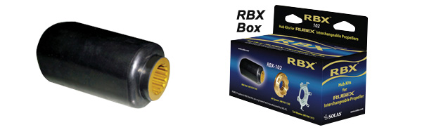 Solas RBX-102B Bronze Hub Kit M//M #RBX-102B
